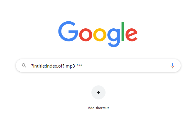 How to Search MP3 On Google