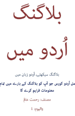 Blogging In Urdu