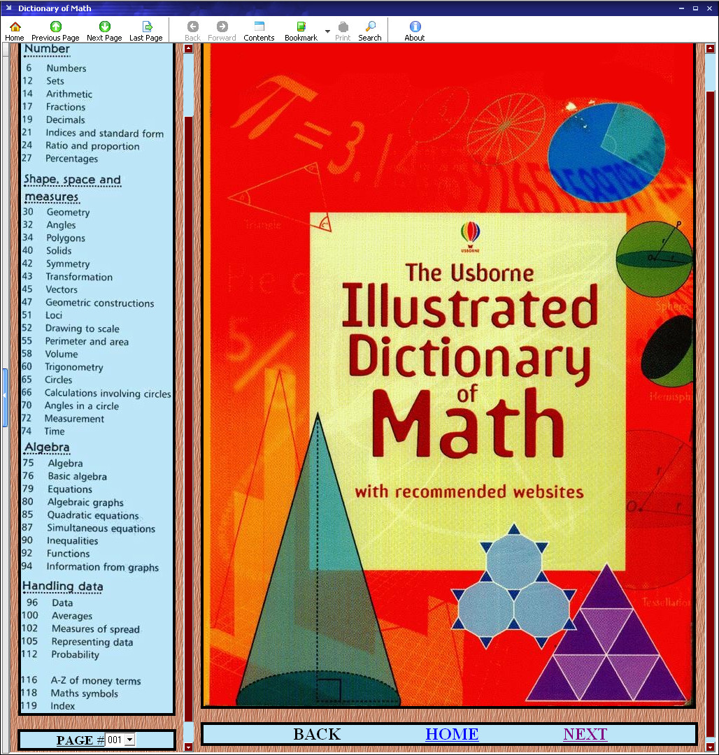 Dictionary-of-Math-Portable