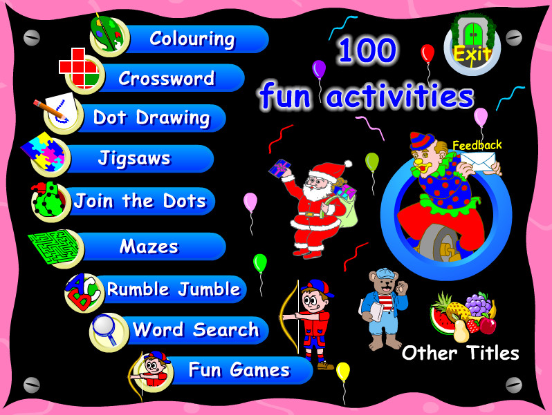 amazing and magical one hundred fun activities for kids itechsoul