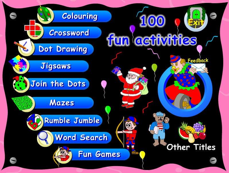 100-fun-activites