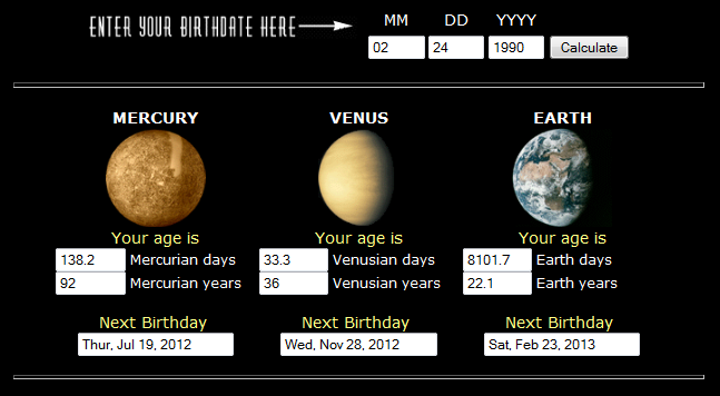 Check-Your-Age-On-Other-PLanets