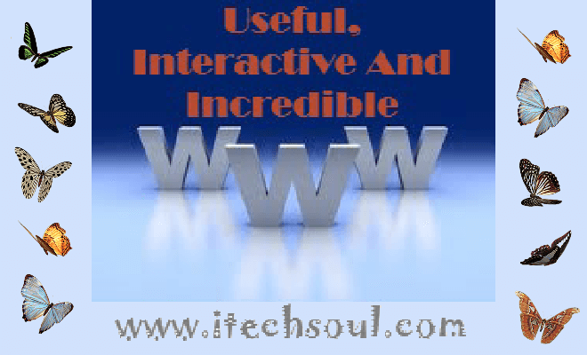 Some Useful, Interactive And Incredible Websites On The Internet