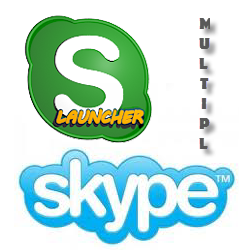 How To Use Multiple Skype Accounts On One PC In One Session?