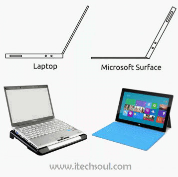 Difference-between-Laptop-and-Microsoft-Surface