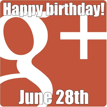 Google-plus-Anniversary