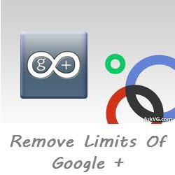 A Perfect Extension To Remove The Limits Of Google Plus Stream