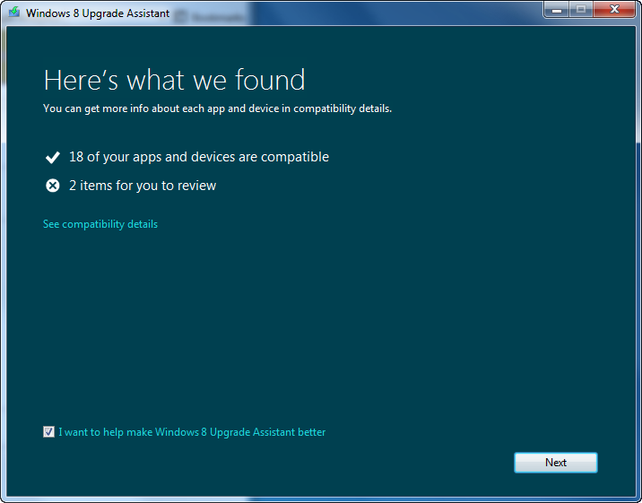 Windows8-Release-Preview-Upgrade-Assistant