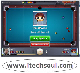 8-Ball-Multiplayer-Pool