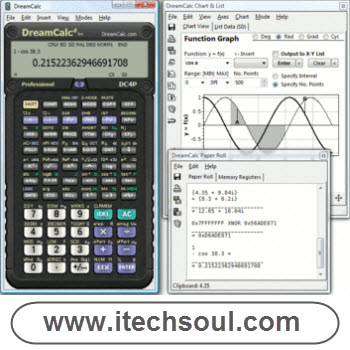 DreamCalc-Professional-4.8.0-Portable