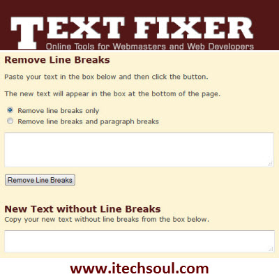Line-Break-Removal-Tool