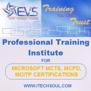 Join EVS Training Institute And Make Your Bright Future In .Net & IT
