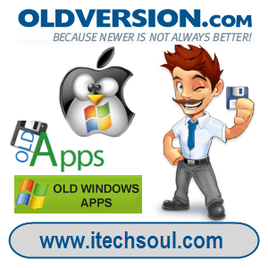 Two Most Useful Old Version Websites For Your Favorite Application
