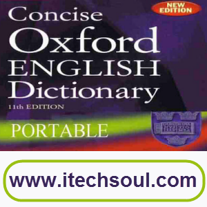 Oxford-Dictionary-11-Edition-Porttable