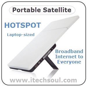 Portable-Satellite-Hotspot-laptop