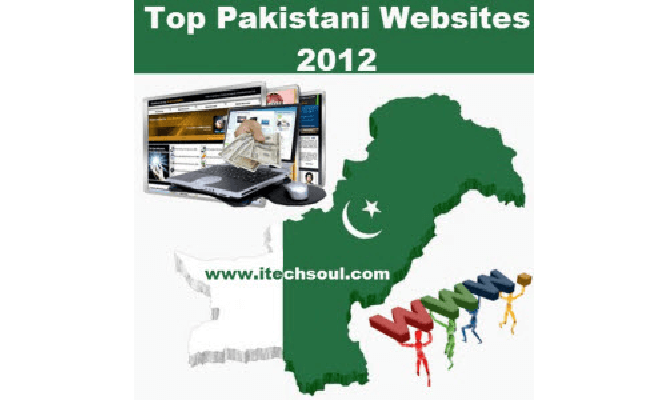 Most Visiting And Big Earning Websites In Pakistan Year 2012