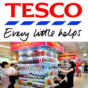 Tesco builds virtual shops for Korean commuters