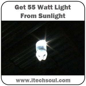 55-Watt-Light-From-Sunlight