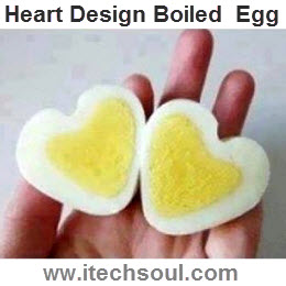 Boiled-Heart-Design-Egg