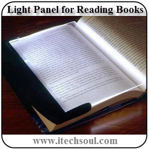 Light-Panel-for-Reading-Books