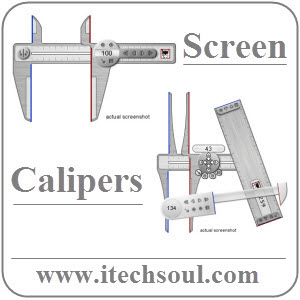 Screen-Calipers
