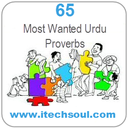 65 Most Wanted Urdu Proverbs