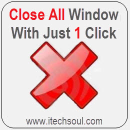Close All Window With Just Click