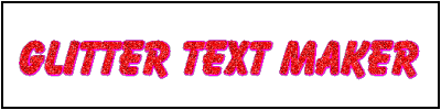 Top Five Free Online Glitter Text Maker Tools Allow Users To
