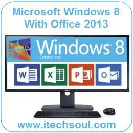 Microsoft Windows 8 With Office 2013