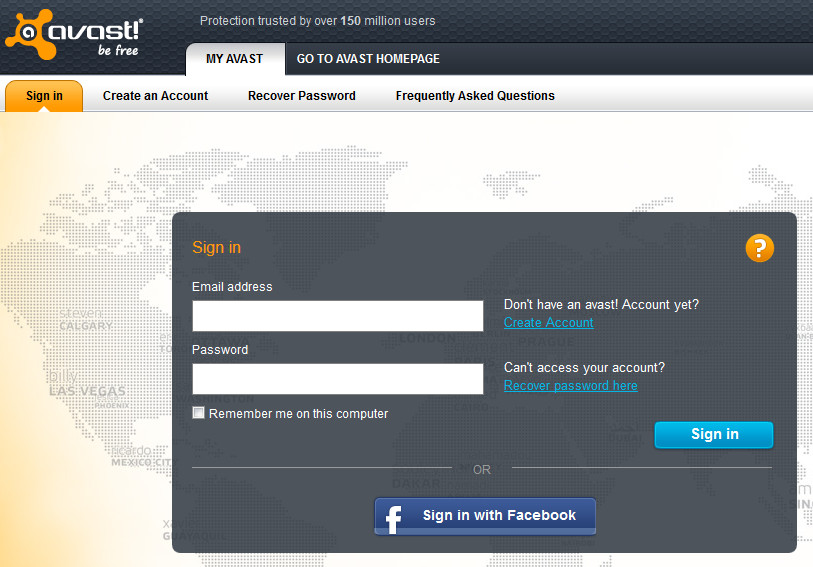 Free Avast Internet Security (2)