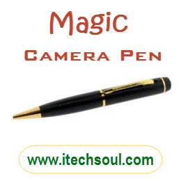 Magic Camera Pen