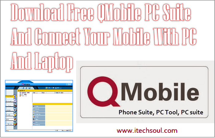QMobile PC Suite