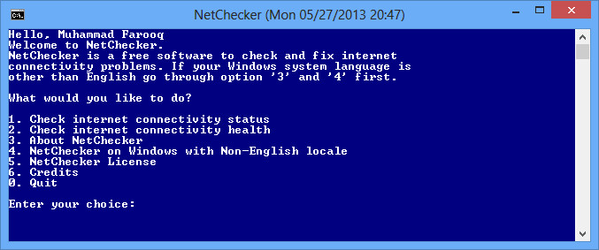 NetChecker (2)