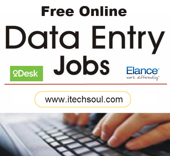 Free Online Data Entry Jobs