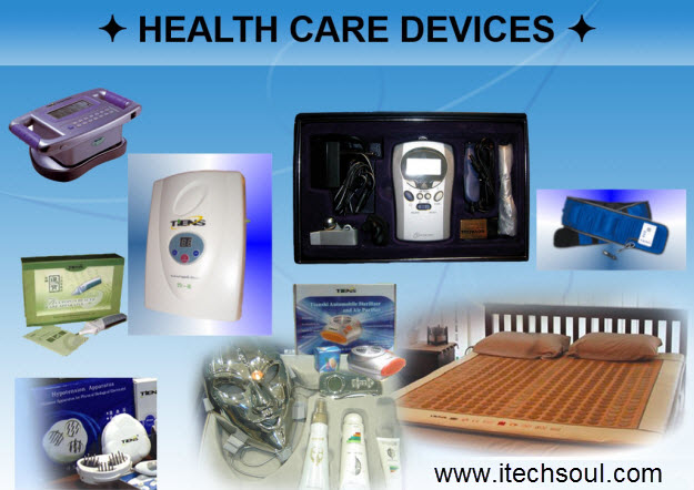 2- Tiens_Health Care Devices
