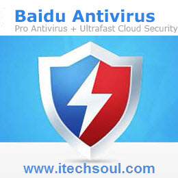 Baidu Antivirus 2013 Is a Permanently Free & Offer Ultra Cloud Security