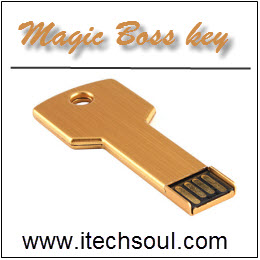Magic Boss key