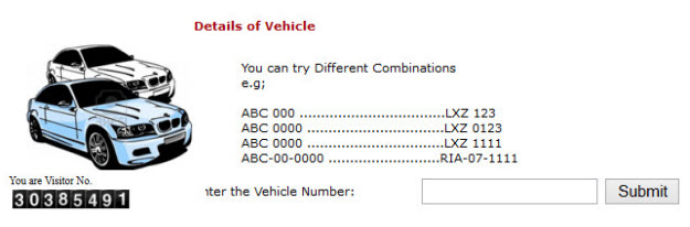 find the vehicle owners address (2)