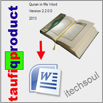 Quran in Ms Word Version 2.2