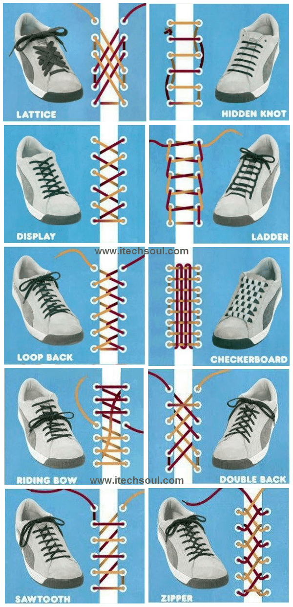Tying Tricks For Shoelace _ 2