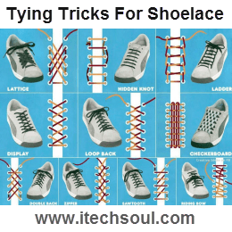 Tying Tricks For Shoelace