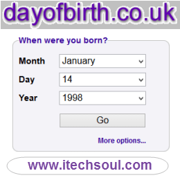 sex daiting date of birth