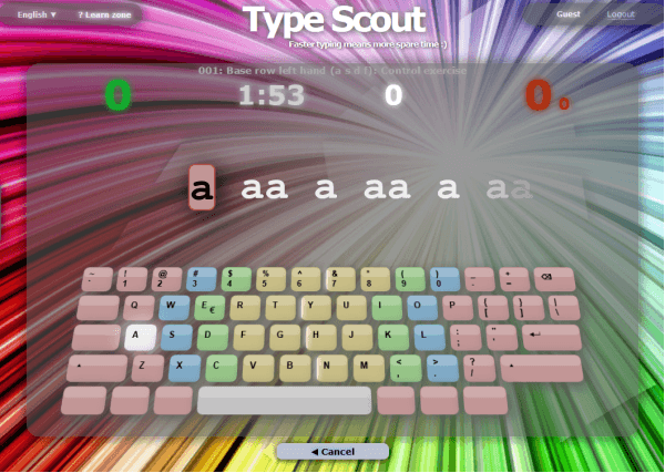 Type Scout (2)