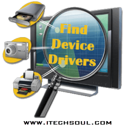 find device drivers