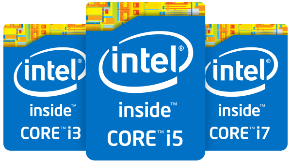 Intel Core i3, Core i5 And Core i7