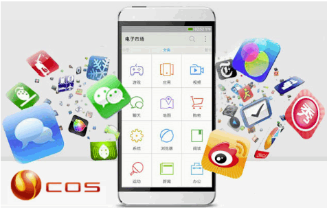 COS (China Operating System)