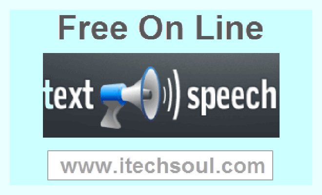 Free-on-line-text-to-speech-service-