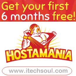 [Giveaway] Get Your First Six Month Free Web Hosting From Hostamania