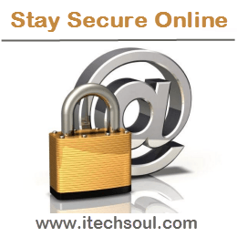 stay secure online