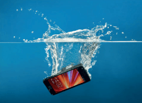 Protect Mobile Phone from water